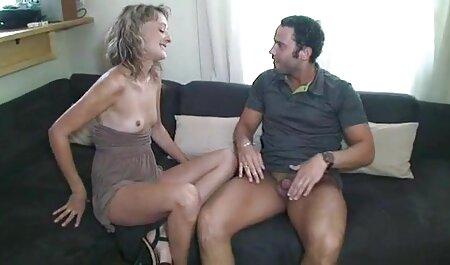 Joana video di tettone naturali Rios e Nacho Vidal ha ruvido anale поревом sul letto