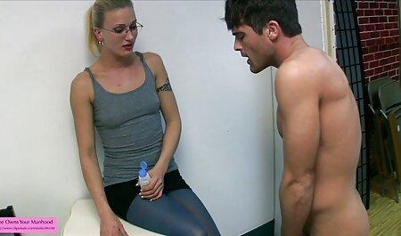 Una video tette grosse gratis giovane ragazza ha gola pompino prima del sesso con Doppia penetrazione